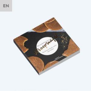 The wonderfull world of the stroopwafel - book