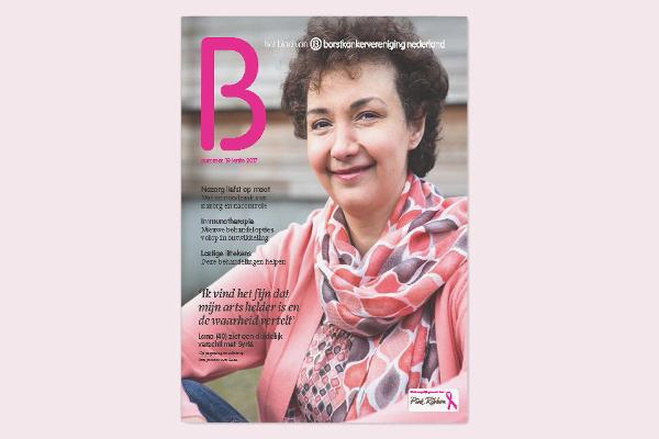 Magazine Borstkankervereniging Nederland