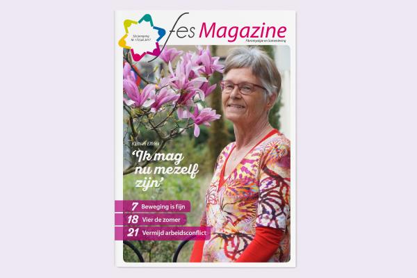 Fibromyalgie en Samenleving/FES