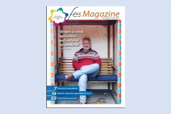 FES Magazine – voor mensen met fibromyalgie