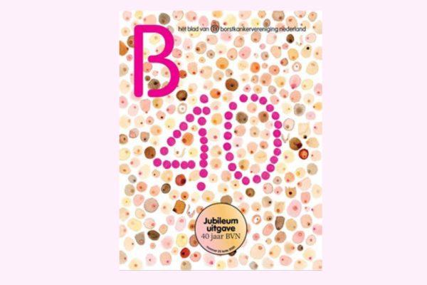 B – magazine Borstkankervereniging Nederland